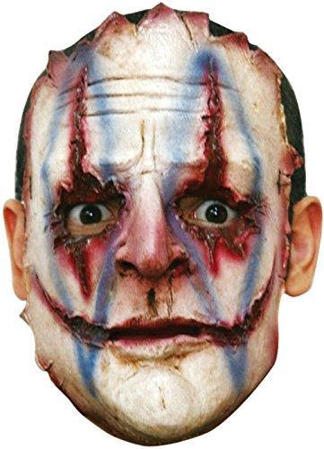 Serial Killer #4 Clown (Standard) (Killer Masks)