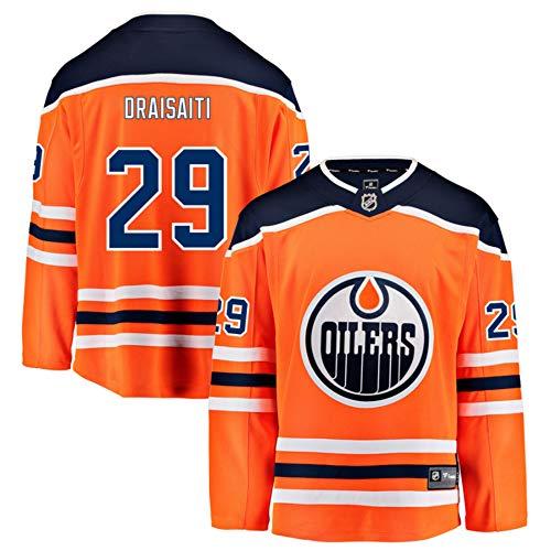 VF LSG Customized Ice Hockey Sweatshirt Edmonton Oilers