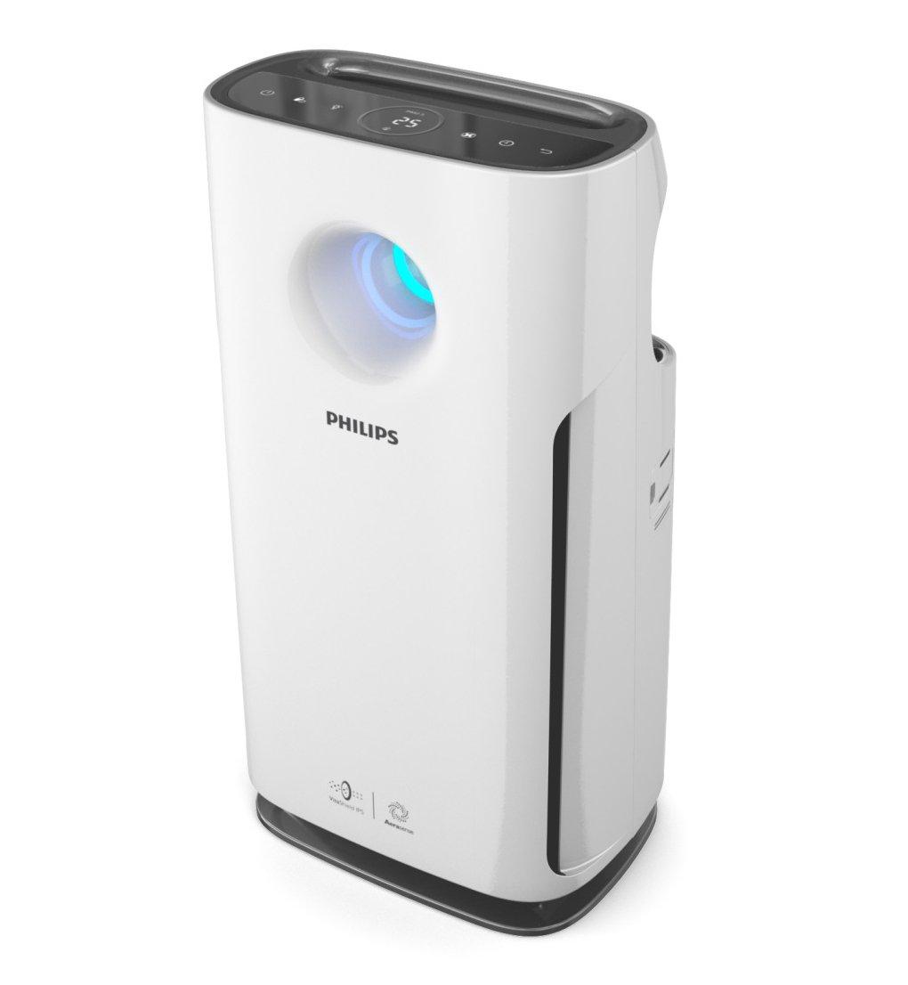 Philips AC Purificador de aire hasta m² con modo para alérgenos interfaz