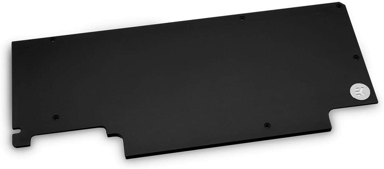 EKWB EK-Vector Trio RTX 2080 RGB GPU Backplate, Black