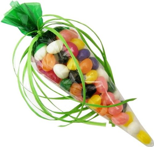 Jelly Bean Carrot Shaped Goodie Bag