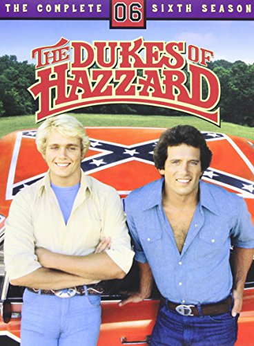 DVD : The Dukes of Hazzard: The Complete Sixth Season (, Digipack Packaging, Standard Screen, 4 Disc)