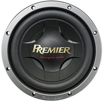 pioneer premier. pioneer ts-w1207d4 premier 12\u0026quot; subwoofer