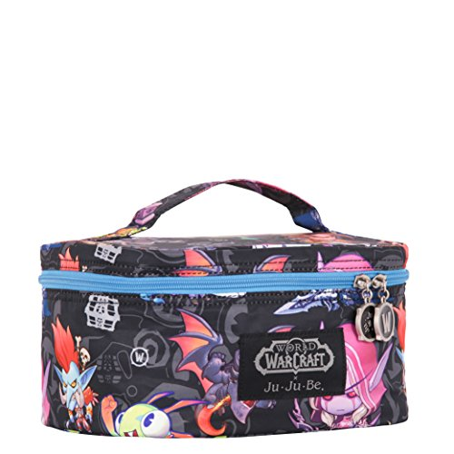 JuJuBe-Be-Ready-Travel-Make-UpCosmetic-Bag-World-of-Warcraft-Collection-Cute-But-Deadly