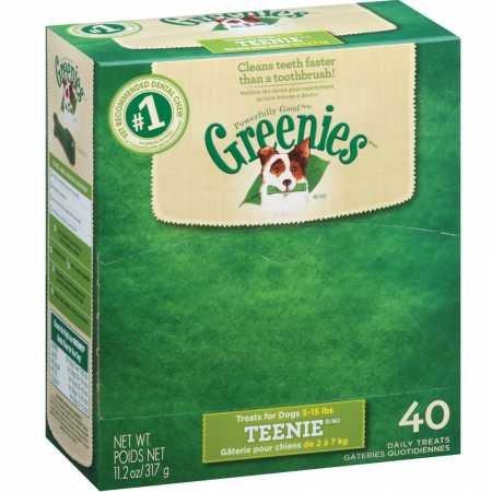 Greenies 428656 40 Count Mini-Me Merchandisers Treats for Pe
