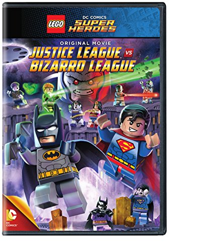 LEGO: DC Comics Super Heroes: Justice League vs. Bizarro League from Warner Manufacturing