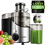 Best Juicer Machines - Juicer Juice Extractor, Aicook 3'' Wide Mouth Stainless Review