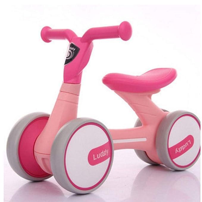 YANWE Equilibrio para Niños Scooter De Coche Andador para Bebés De ...
