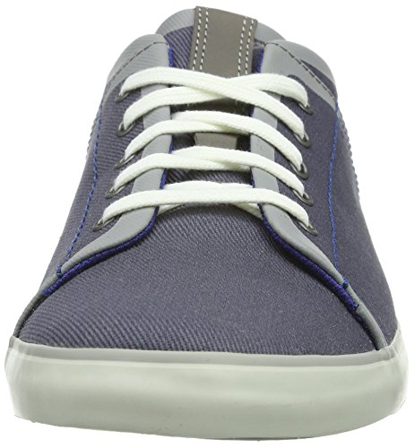 Rorric Canvas Sneakers da Clarks Uomo Plain Blu Blue zdBqfTfpwx