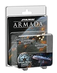 Fantasy Flight Games SWM18 SW Armada: Imperial Assault Carriers Board Game