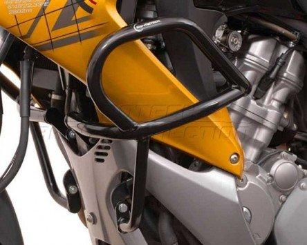 KKmoon Universale Motociclo 3D Gomma Gasolio Tappo Serbatoio Carburante protettore Adesivo Decalcomania Bianco