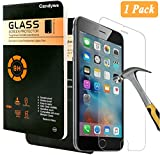 iPhone 7 Screen Protector,[0.3mm/2.5D] Crystal Clear -Candywe Tempered Glass Screen Protector for iPhone 7