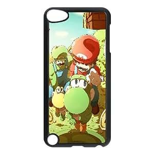 Mario Digital Art iPod TouchCase Black persent xxy002_6931335