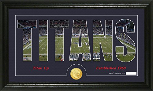 Tennessee Titans Highland Mint - 1