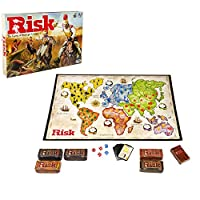 Hasbro Spiele B7404100 - Risiko - Eiditon 2016, Familienspiel