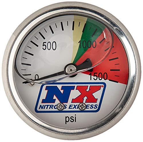 - Nitros Express 15509 Nitrous Pressure Gauge -4