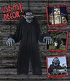 California Costumes Towering Terror Vampire - Adult Costume Adult Costume, -black, One Size