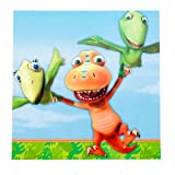 Dinosaur Train - Lunch Napkins (16) Party Accessory