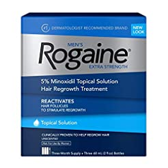 Men's Rogaine Extra Strength 5% Minoxidi...