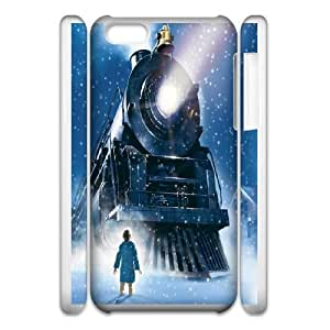 iphone5c Phone Case White The Polar Express WE9TY671212