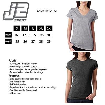 NCAA Womens Sports Tail T-shirt