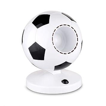 Ventilador de sobremesa con Forma de Balón de Fútbol, USB ...