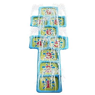 Sprinkler Mat for Kids, 67