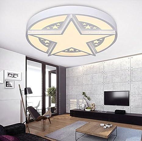 Ancernow creativa Simple caliente Iluminación de techo de ...