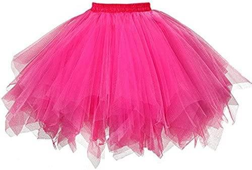 Vestido Mujer Sexy Mini Falda de tutú de Ballet de Mujer Falda ...