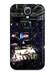 Hot Style RCQRDdq3600yaVwn Protective Case Cover For Galaxys4(cleveland Cavaliersnba Basketball )