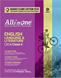 CBSE All in one class 10 English Language & LIterature Arihant 2017-2018
