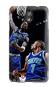 Best sports nba basketball kevin garnett minnesota timberwolves houston rockets NBA Sports & Colleges colorful Note 3 cases 8480347K295024877