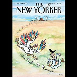 The New Yorker, November 30, 2009 (Roger Angell, Dom Delillo, Mike Sacks)