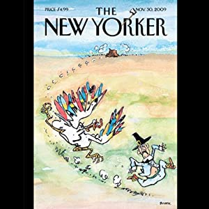 The New Yorker, November 30, 2009 (Roger Angell, Dom Delillo, Mike Sacks) Periodical
