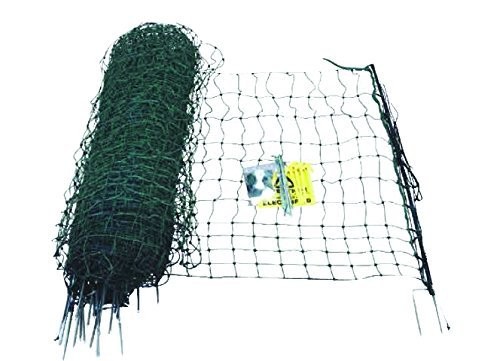 Electric Fencing Poultry (Patriot Poultry Electric Netting, 165' Length, 40