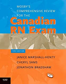 mosby s prep guide for the canadian rn exam practice questions for rh amazon com Mosby's Books Mosby's Nursing Concept Map Creator