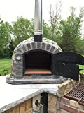 Authentic Stone Pizza Oven- LISBOA NEW MODEL