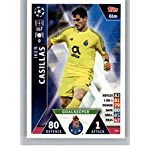 2018-19 Topps UEFA Champions League Match Attax #344 Iker Casillas FC Porto.