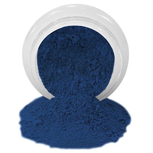 ColorPops by First Impressions Molds Matte Blue 25 Edible Powder Food Color For Cake Decorating, Baking, and Gumpaste Flowers 10 gr/vol single jar (Frosting Shower Pink Buttercream)