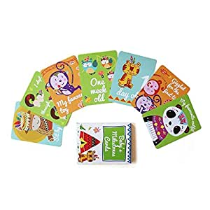 Shumee Baby's Precious Milestones Cards