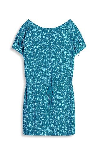455 Teal Vestito Donna Blue Esprit Blu by edc T10wqq