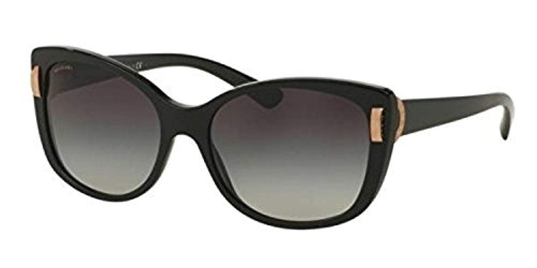 Gradient Blackgray 57mm At Women's Sunglasses Bvlgari Bv8170f CrBoxed