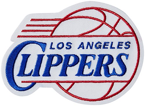 UPC 839987000334, Los Angeles Clippers Logo Patch