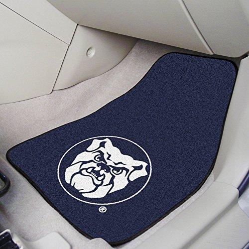 Butler University 2-pc Carpet Car Mat Set