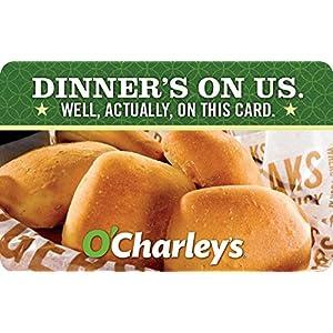 O'Charley's Restaurant Gift Card