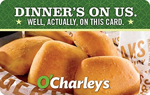 O'Charley's Restaurant Gift Card