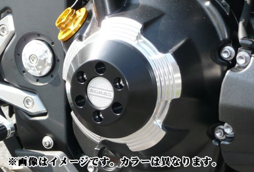 アグラス(AGRAS) レーシングスライダー ケースカバー  ジュラコン:ホワイト Z1000[ZRT00B](07-09) 342-479-001   B009KXC5DI