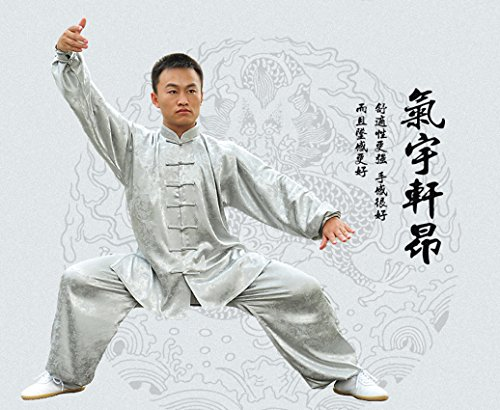High Quality Men & Women Chinese Kungfu Dragon Taichi Uniform