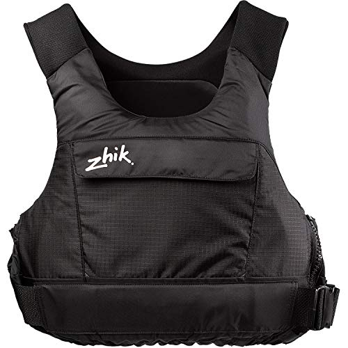 Zhik P3 PFD Kayak Dinghy Sailing PFD Buoyancy Aid for Watersports – Black – Easy Stretch – Unisex