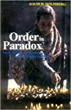 img - for Order in Paradox: Myth, Ritual and Exchange among Nepal's Tamang book / textbook / text book